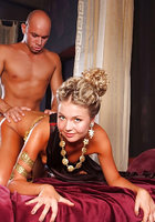Порно богатых леди