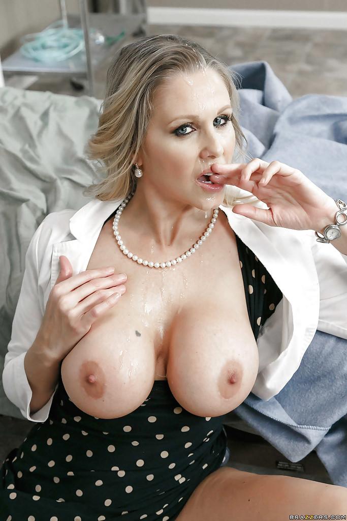 В палате больной ебет крупным фаллосом медсестричку с гигантским буфером