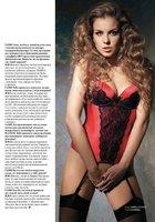 Радиоведущая Елена Горностаева позирует в откровенном виде для журнала плейбой 11 фотография