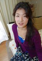 Азиатка с плоскими титьками дрочит волосатую манду вибро-яйцом 3 фотография
