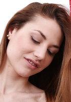 Худая девка ласкает себя через дырку в бирюзовых лосинах 7 фотография